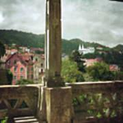 Sintra Landscape Art Print