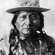 Sitting Bull (1834-1890) Art Print