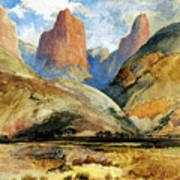 South Utah Art Print