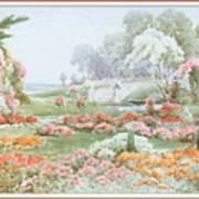 Stannardhenryjohnsylvester Asummersafternoon-we F074 Henry  Sylvester Stannard Art Print