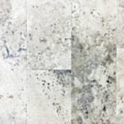 Stone Tiles Art Print