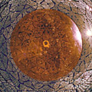 Sudbury Neutrino Observatory Sno Art Print