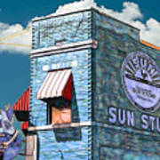 Sun Studio Collection Art Print