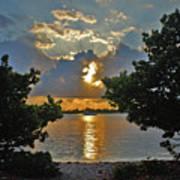 3- Sunrise Cruise Art Print