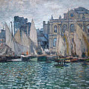 The Museum At Le Havre Art Print