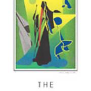 The Time Reaper Art Print