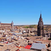 Toledo, Spain Art Print