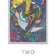 Two Edged Sword Art Print