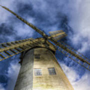 Upminster Windmill Essex Art Print