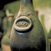Very Old Wine In France Art Print