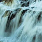 Waterfall Series Art Print