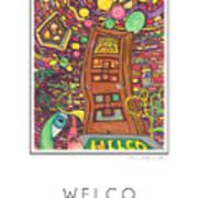 Welco Art Print