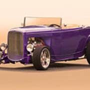 1932 Ford Roadster Art Print