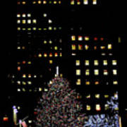 30 Rock, Christmas Eve, 2011 Art Print