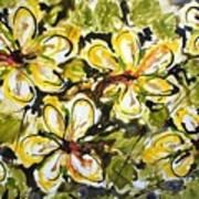 Divine Blooms Art Print