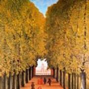31165 Henri Rousseau Art Print