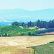 Tuscany Italy Art Print