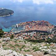 Dubrovnik Croatia Art Print
