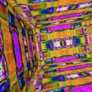 3d-unlimited Spectrum  Art Print