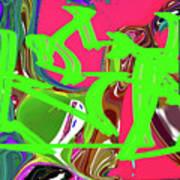 4-19-2015babcd Art Print