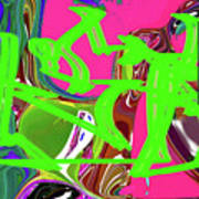 4-19-2015babcde Art Print