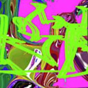4-19-2015babcdefg Art Print
