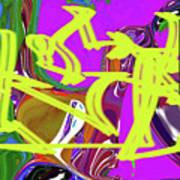 4-19-2015babcdefghij Art Print