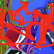 4-19-2015babcdefghijklmnop Art Print