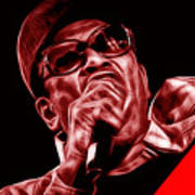 Bobby Womack Collection Art Print