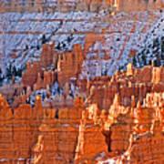 Bryce Canyon N.p. Art Print
