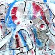 Challenge 2017 Find A Cure - Mental Illness  Www.gracedivine.com Art Print