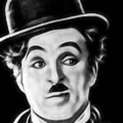 Charlie Chaplin Collection Art Print