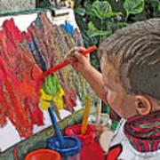 Children Series Art Print