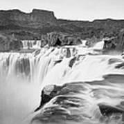 Idaho: Shoshone Falls Art Print