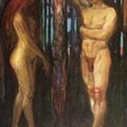 img693 Edvard Munch Art Print