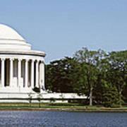 Jefferson Memorial, Washington Dc Art Print