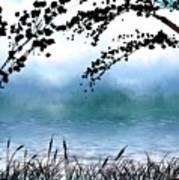 #4 Landscape Art Print