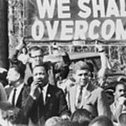 Martin Luther King, Jr. 1929-1968 Art Print