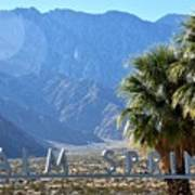 Palm Springs Welcome Art Print