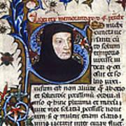 Petrarch (1304-1374) Art Print
