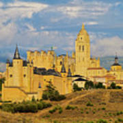 Segovia, Spain Art Print