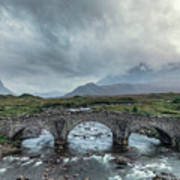 Sligachan - Isle Of Skye Art Print