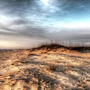 Sunrise Outer Banks Of North Carolina Seascape Art Print