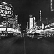 The Las Vegas Strip Art Print