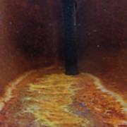 Vichy Springs Carbonated Hot Springs Art Print