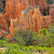Fairyland Canyon Art Print