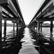 422 Bridge Art Print
