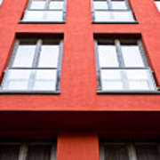 Modern Building Art Print
