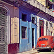 Havana Cuba Art Print