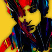 Bob Dylan Collection Art Print